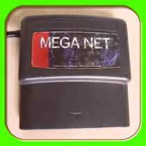 Mega Net Sega Mega Drive Modem Telefone Tectoy Cartucho Jogo