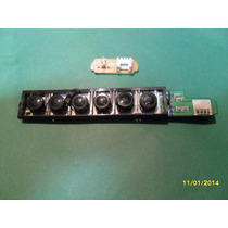 Placa Painel Do Monitor Lcd Sansung 733nw Frete R$ 8,00