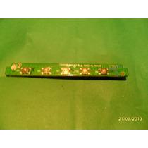 Placa Menu Painel Do Monitor Lcd Aoc 511vwb Frete R$ 8,00