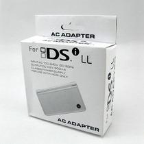 Carregador Fonte Bivolt Lacrado P/ Nintendo 3ds, Xl, Dsi Ll