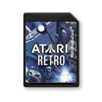 Cartão Com 7 Jogos Atari Para Palm Palm P10934u