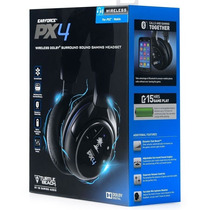 Headset Turtle Beach Wireless Ear Force Px4 Ps4 Ps3 Xbox One
