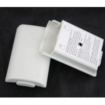 Tampa De Bateria Ou Pilhas Para Controle Xbox 360 Cor Branca