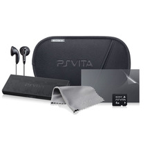Ps Vita-psvita Starter Kit 6 Peças Original Sony-disponível