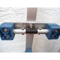 Kit Isolador 10 Peças Para Antenas Vhf/uhf/hf/px 6/8/10/12mm