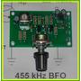 Bfo Externo Ssb Cw Oscilador Frequência Batimento 455 Khz