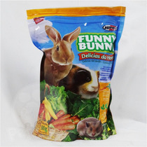 Ração Funny Bunny - Delicias Da Horta - 500g