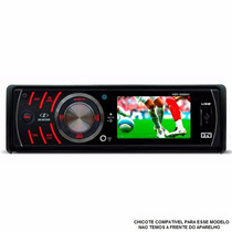 Chicote P/ Toca Dvd Buster Hbd-6680av 6688 Mod Original