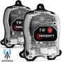 Transmissor Sinal Wireless Taramps Twmaster Som+4 Receptores
