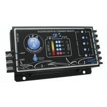 Sequenciador De Comando Remoto Jfa Sr5 + Voltímetro + Seg