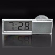 Relógio Digital Para Automóveis E Interiores - Frete $8