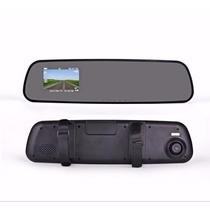 Retrovisor Câmera Filmadora Espiã Veicular Full Hd Dvr V8