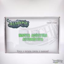Manta Asfaltica Acústica Technoise 5 Folhas 46 X 80 Cm Som