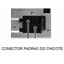 Conector Alimentação Para Dvd Player Buster Hbd-6688av 6688