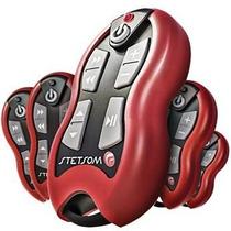 Controle De Longa Distância Stetsom Sx1 200 Metros Vermelho