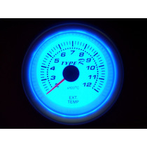 Termometro Marcador De Temperatura Externa Pirometro Curitib
