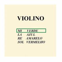 Corda Mauro Calixto Mi 4/4 Violino Padrão 3010