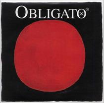 Cordas P/ Violino 4/4 Pirastro Obligato C/ Mi Dourada!!!