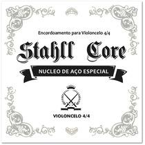 Encordoamento Cordas Especiais Violoncelo 4/4 Stahl Core