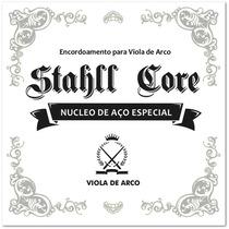 Encordoamento Cordas Especiais Para Viola De Arco Stahl Core