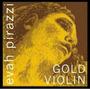 Corda Evah Pirazzi Mi Gold. Made In Germany Frete Gratis