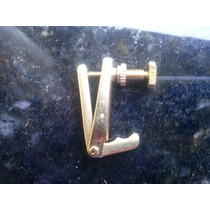 Microafinador Dourado Para Violino 3/4 E 4/4