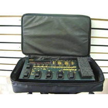 Capa Bag Extra Luxo Crbag Para Pedaleira Tipo Gt8 Loja N/f