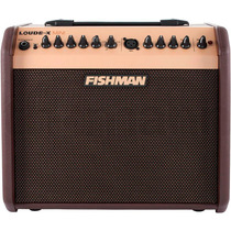 Cubo Caixa Amplificador Violão Voz Fishman Loudbox Mini 60w
