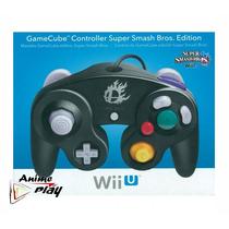 Controle Game Cube Super Smash Bros Edition Nintendo Wii U