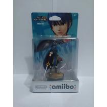 Amiibo Marth Original Americano Lacrado Pronta Entrega Wii U