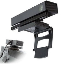 Suporte Kinect Xbox 360 Para Tv Led Lcd Clipe