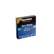 Kit Com 3 Encordamento Corda Para Baixo Hartke - Hsb 445 3p