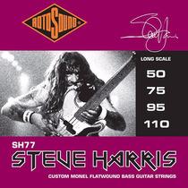 Encordoamento Rotosound Sh77 Steve Harris Assinatura P Baixo