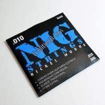 Encordoamento Cordas Nig 010 Guitarra - 05 Sets + 10palhetas