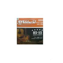 Encordoamento P/violão Aço Daddario Ez900 010 Bronze 552