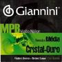 Encordoamento Giannini Violão Mpb Nylon C/ Bolinha