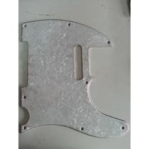 Escudo Madrepérola Para Guitarra Telecaster