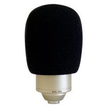 Espuma Microfone Mxl 990 Mxl 770 Windscreen Mxl Ws002