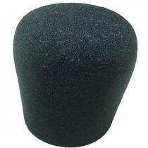 Espuma Para Microfone Izzo Dlp - Pacote Com 5 Pçs