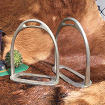 Estribo Impecável Numero 1155 Alpaca Metal Branco Eberle