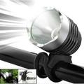 Farol De Bike & Lanterna De Cabeça 3800 Lumens Profissional