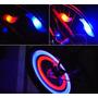 Luz Led Para Roda Bicicleta Aro Pneu Segurança