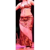 Roupa Dança Do Ventre - Magnífica
