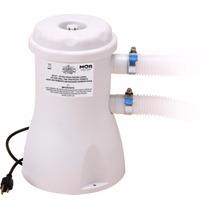 Bomba Filtro Para Piscina 2.200l/h Mor 110 Ou 220v + Refil