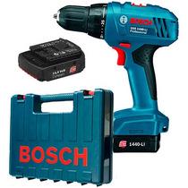 Parafusadeira Furadeira A Bateria Gsr 1440-li Bosch 220v