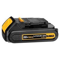 Carregador De Baterias Lítio 220v + Bateria 20v Max Dewalt