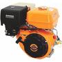 Motor Estacionário De 13 Hp 389 Cc Gasolina Pra Kart & Barco