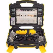 Kit Micro Retífica 115/220w C/ 452 Acessórios Vonder Arv 453
