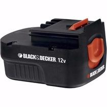 Bateria P/ Furadeira Parafusadeira 12v Hpb12 Black Decker
