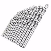 Jogo De Brocas Helicoidais Aço Rápido Metal 13 Peças Irwin